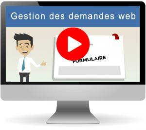 Application crm pour gérer les formulaires de votre site internet