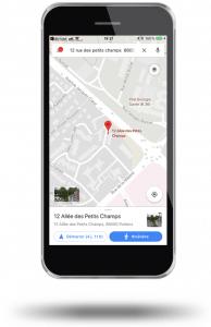 Géolocalisation des adresses enregistrées dans votre crm