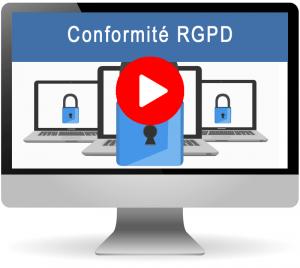Video intégration RGPD dans le logiciel de Customer relationship Management