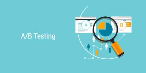 emailing A/B testing solution GRC
