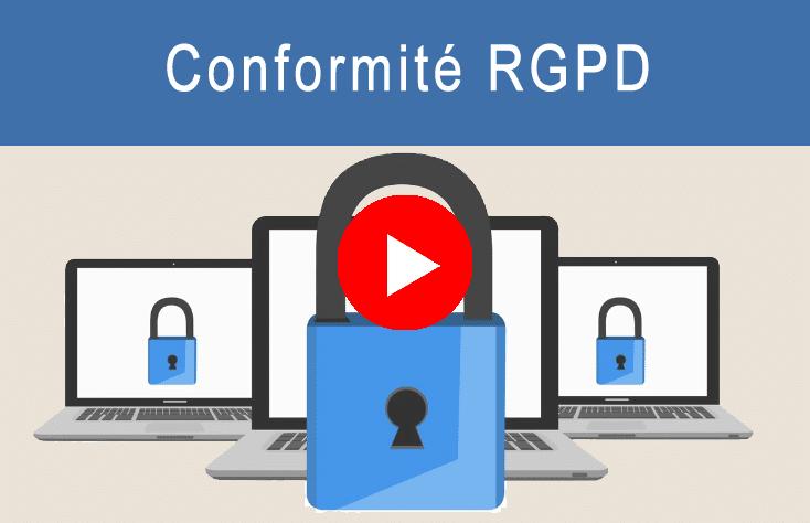 Fonctionnalité GDPR et logiciel CRM