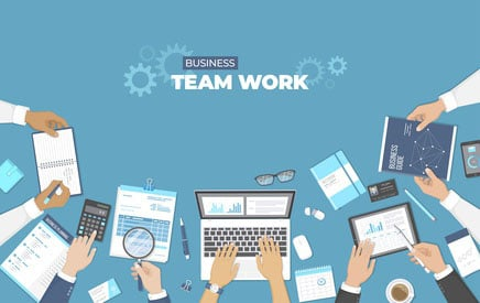 Travailler en équipe avec un logiciel CRM