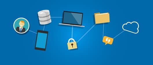 Software cloud CRM solution