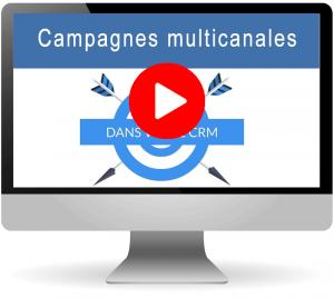 Gestion multi canales de vos campagnes marketing