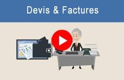 Vidéo présentation du module devis factures