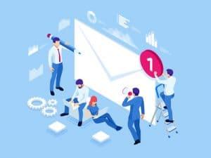 Solution complète de gestion des campagnes d'emailing