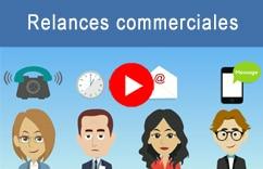 logiciel de Customer relationship management pour organiser facilement vos relances commerciales